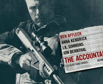 The Accountant Movie Trailer 2 2016