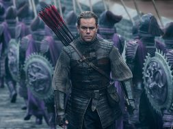 The Great Wall Movie Trailer 2017