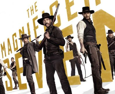 The Magnificent Seven Movie Trailer 2016