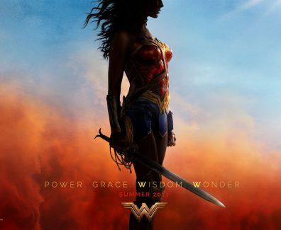 Wonder Woman Comic Con Movie Trailer 2017