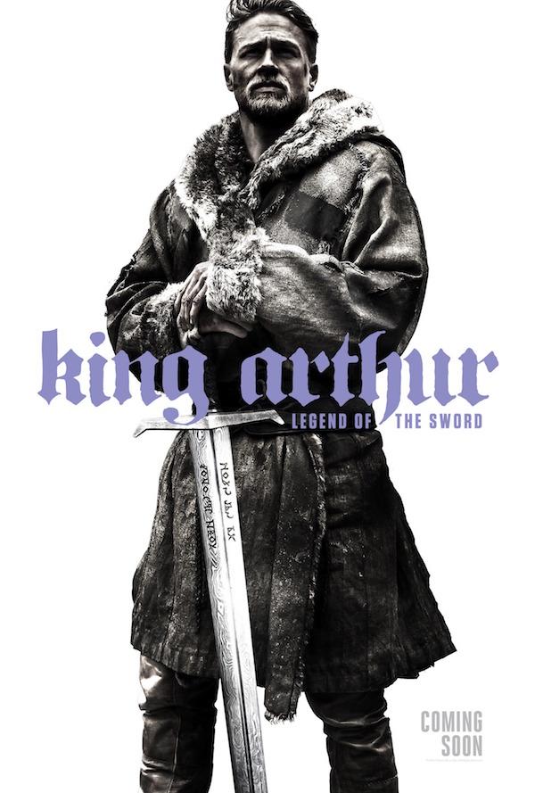 king arthur legend of the sword movie poster 2017