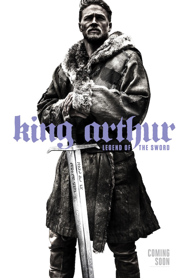 king arthur legend of the sword movie poster 2017