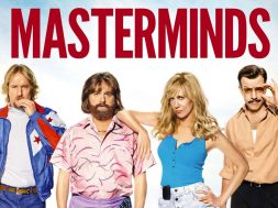 Masterminds Movie Trailer 2016