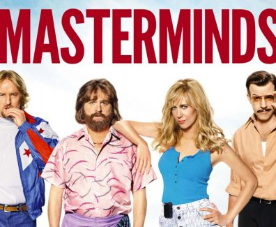 Masterminds Movie Trailer 2016