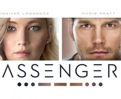 Passengers Movie Trailer 2016 Jennifer Lawrence Chris Pratt
