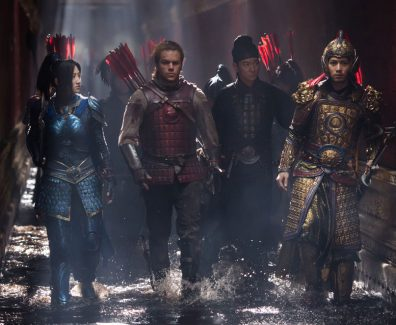 The Great Wall Movie Trailer 2 2017 – Matt Damon