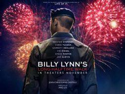 Billy Lynn's Long Half Time Walk Movie Trailer 2016