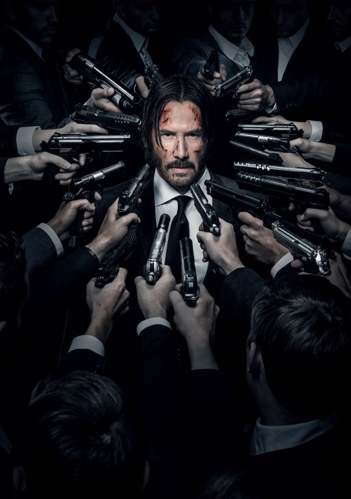 John Wick Chapter 2 Movie Poster 2017