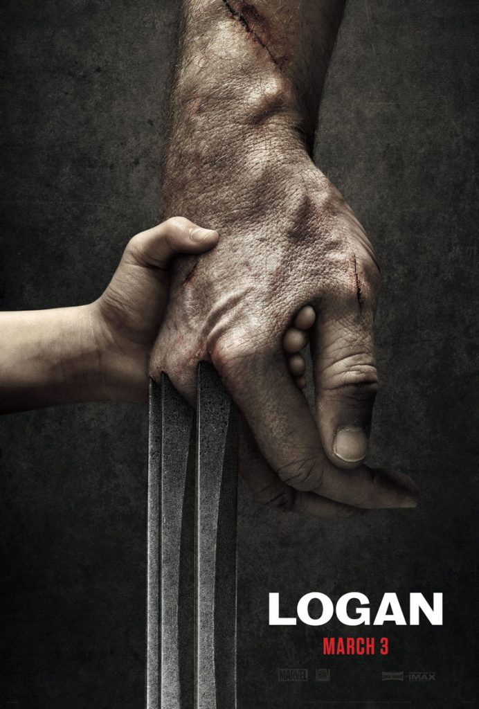Logan Movie Poster 2017
