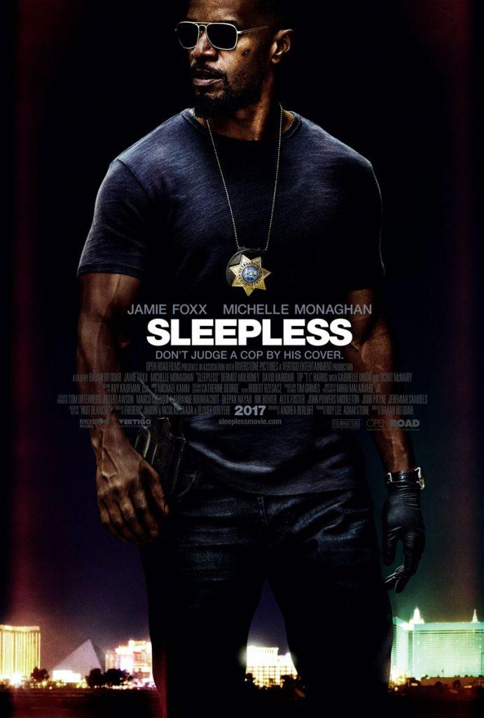 Sleepless Movie Poster 2017