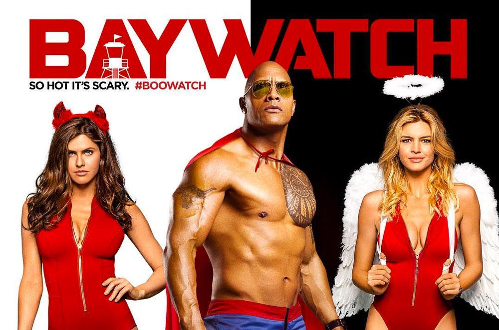 Baywatch 2017 Trailer Trailer List