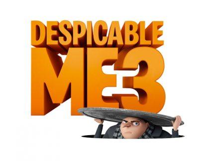 Despicable Me 3 Movie Trailer 2017