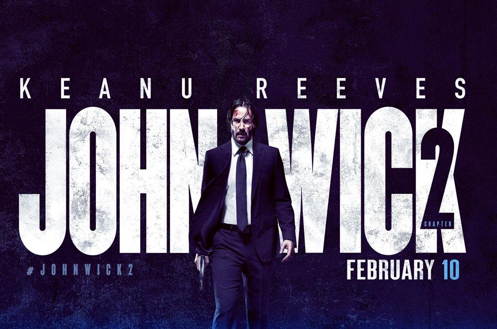 John Wick Chapter 2 2017 Trailer 2 Wick Goes Off Trailer List