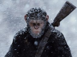 War for The Planet of The Apes Movie Trailer 2017