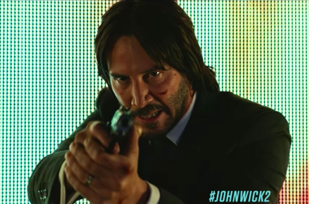 John Wick Chapter 2 2017 Trailer 3 Enjoy Your Party Trailer