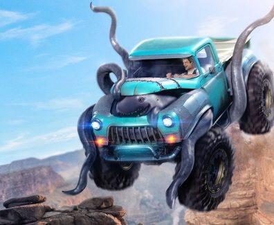 Monster Trucks Movie Trailer 2017