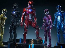 Power Rangers Movie Trailer 2017 – It's Morphin Time