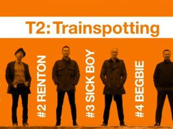 T2 Trainspotting Movie Trailer 2017