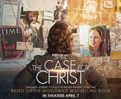 The Case for Christ Movie Trailer 2017