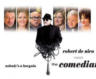 The Comedian Movie Trailer 2017 – Robert De Niro – Leslie Mann