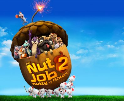 The Nut Job 2 Nutty by Nature Movie Trailer 2017