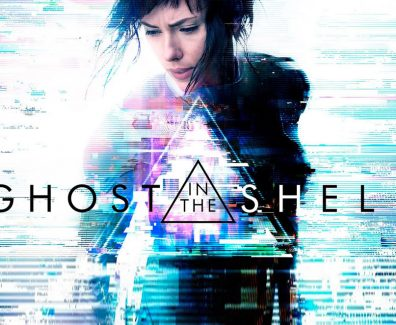 Ghost in the Shell Movie Big Game Spot 2017
