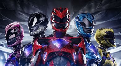 Power Rangers Movie Trailer 3 2017