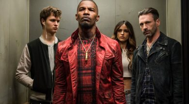 Baby Driver Movie Trailer 2017
