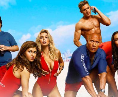 Baywatch Movie Trailer 3 2017
