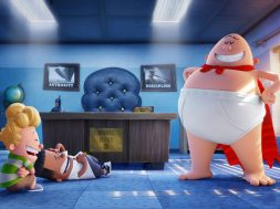 Captain Underpants The First Epic Movie Trailer 2017
