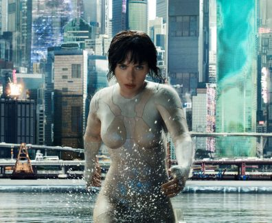 Ghost In The Shell Movie TV Spot 2017
