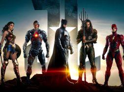 Justice League Movie Trailer 2017