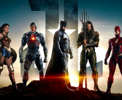 Justice League Movie Trailer 2017