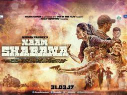 Naam Shabana Movie Trailer 2017