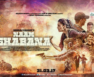 Naam Shabana Movie Trailer 2017