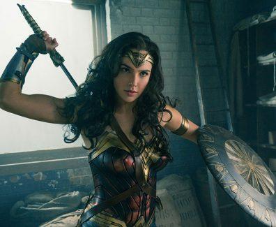 Wonder Woman Movie Origin Trailer 2017