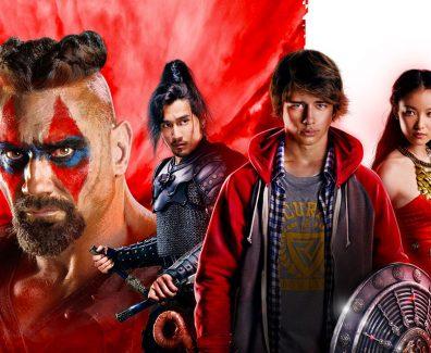 Enter The Warriors Gate Movie Trailer 2017