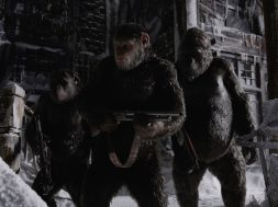 War for the Planet of the Apes Movie Trailer 2 2017