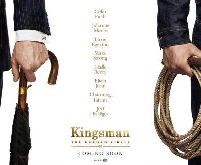 Kingsman The Golden Circle Movie Trailer 2017