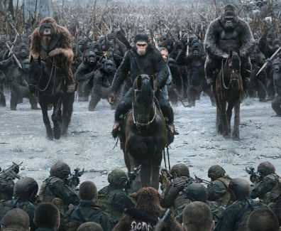 War for the Planet of the Apes Movie Trailer 3 2017