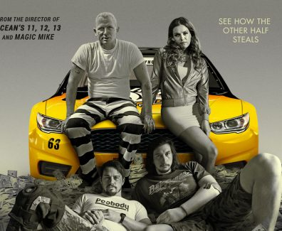 Logan Lucky Movie Trailer 2017