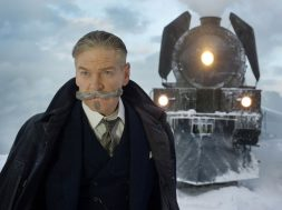 Murder on the Orient Express Movie Trailer 2017