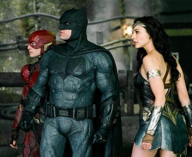 Justice League Movie Trailer 2 2017