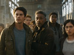 Maze Runner The Death Cure Movie Trailer 2018