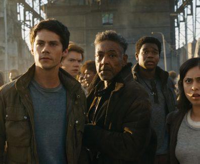 Maze Runner The Death Cure Movie Trailer 2018