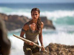 Tomb Raider Movie Trailer 2018 – Alicia Vikander