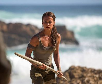 Tomb Raider Movie Trailer 2018 – Alicia Vikander