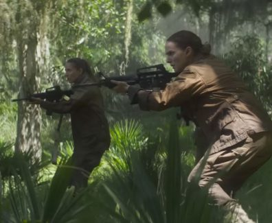 Annihilation Movie Trailer 2018