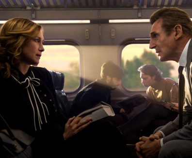 The Commuter Movie Trailer 2018