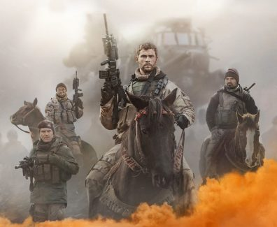 12 Strong Movie Trailer 2018